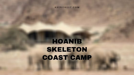 Hoanib Skeleton Coast Camp Contact | Reviews | Activities