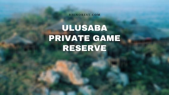 Ulusaba Private Game Reserve – Reviews | Amenities