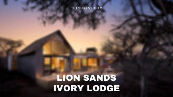 Lion Sands Ivory Lodge – Reviews | Amenities | Facts